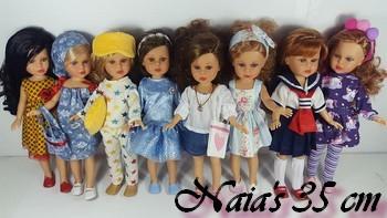 Petites Naia`s